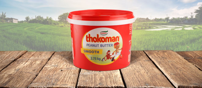 2.75 kg Smooth Peanut Butter